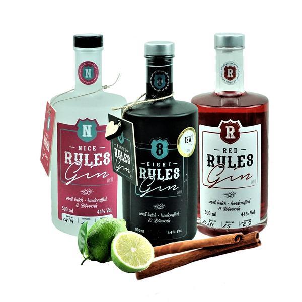 Rules Premium Gin Set