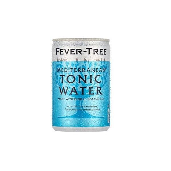 Fever Tree Mediterranean Tonic Water Dose