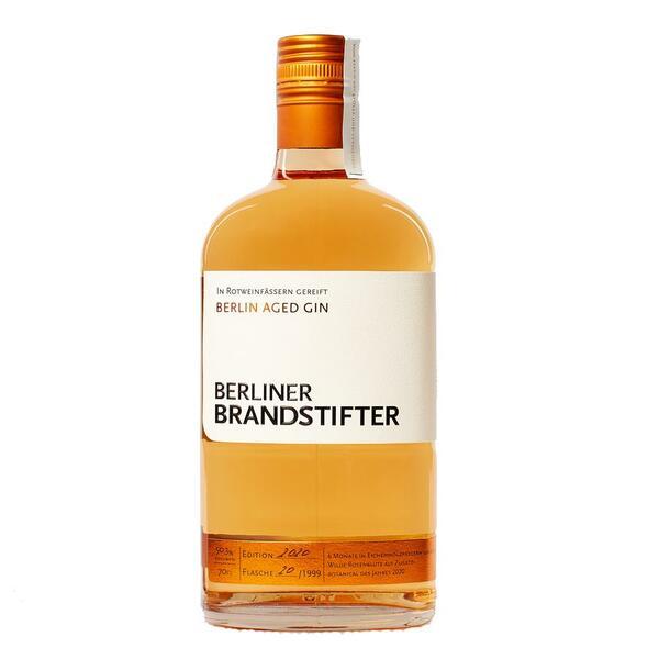 "Brandstifter Aged Gin ""Jubiläum Edition""2020"