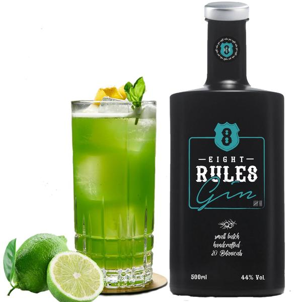 Basil Smach Cocktail
