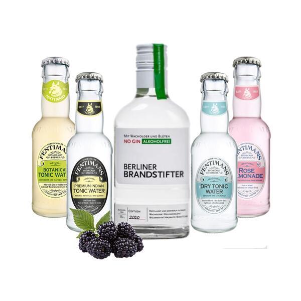 """Brandstifter Gin """"Alkoholfrei"""" & Tonic Mix"""