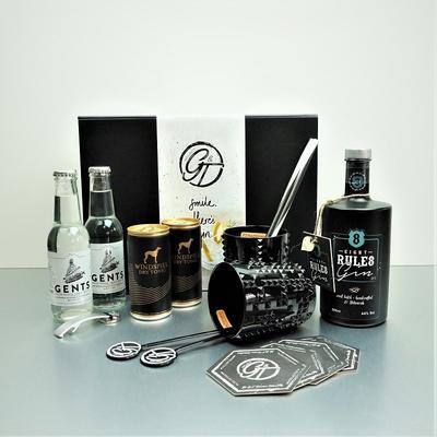 8 Rules Gin & Tonic Geschenkeset