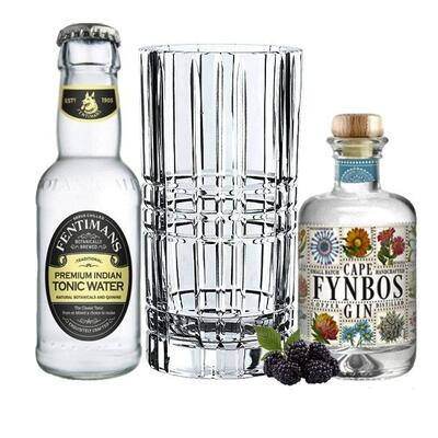 Cape Fynbos Tasting Set incl. Nachtmann Glas