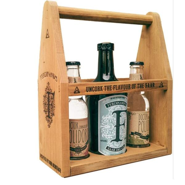 Ferdinands Saar Dry Gin Werkzeugkiste
