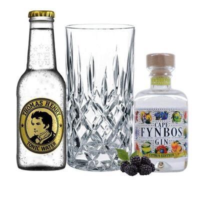 Cape Fynbos Citrus Edition Tasting Set incl. Nachtmann Glas