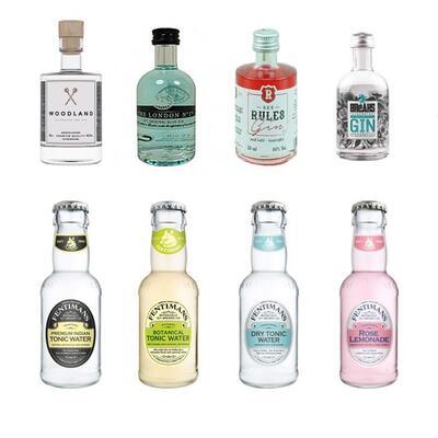 Gin & Tonic Tasting Set No.5