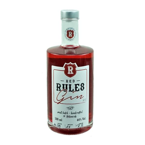 Red Rules Gin
