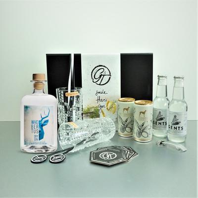Whobertus Dry Gin & Tonic Geschenkeset