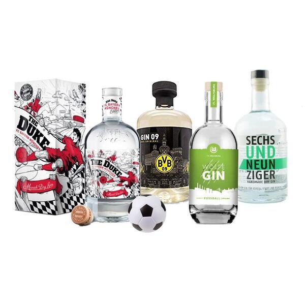 Gin Fussball Party Tasting Set