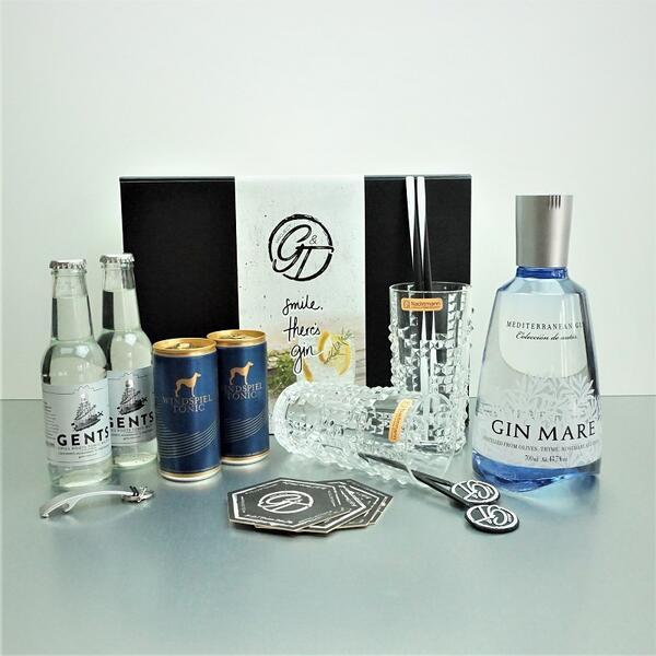 Gin Mare & Tonic Geschenkeset