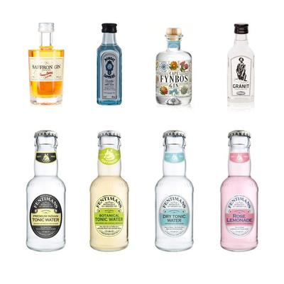 Gin & Tonic Tasting Set No2