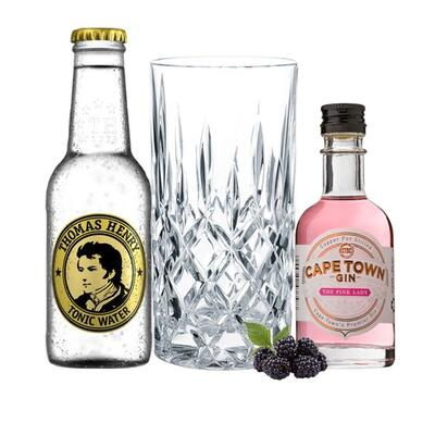 Cape Town Pink Lady Tasting Set incl. Nachtmann Glas