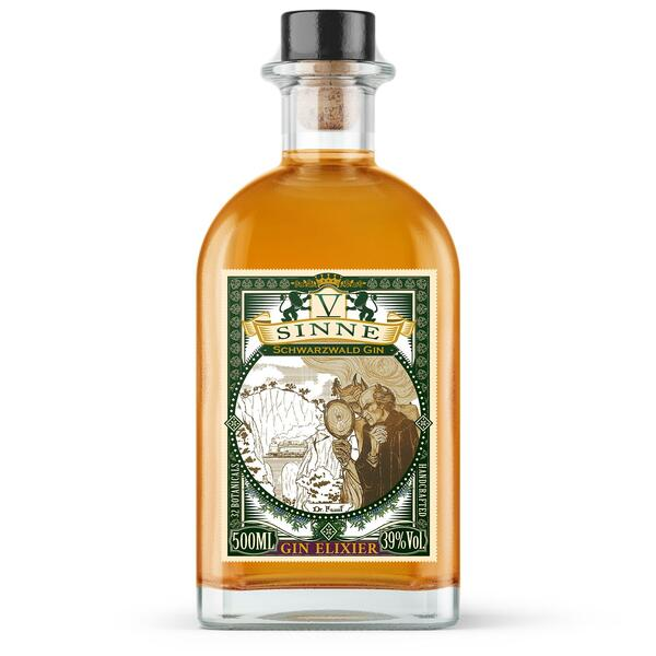V-SINNE Gin Elixier * Limited Edition