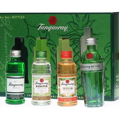 Tanqueray Gin Set