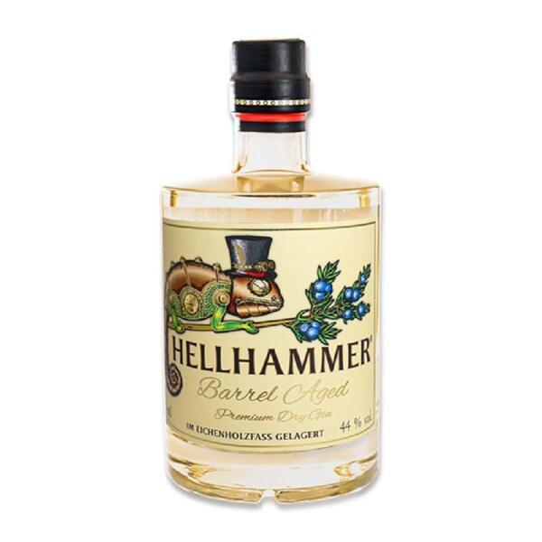 Hellhammer Barrel Aged Premium Dry Gin