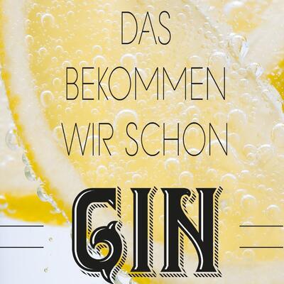 Gin Postkarte No3