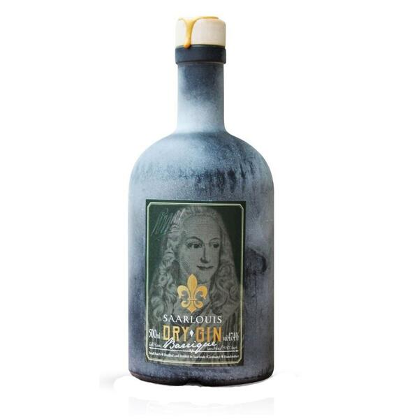 """Saarlouis Dry Gin """"Barrique"""" Edition"""