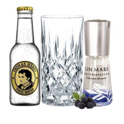 Gin Mare Tasting Set incl. Nachtmann Glas