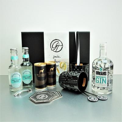 Breaks London Dry Gin & Tonic Geschenkeset