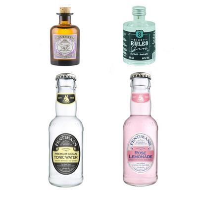 Gin Tasting Set No4